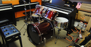 Drums Lessons and Sales in St. Catharines
