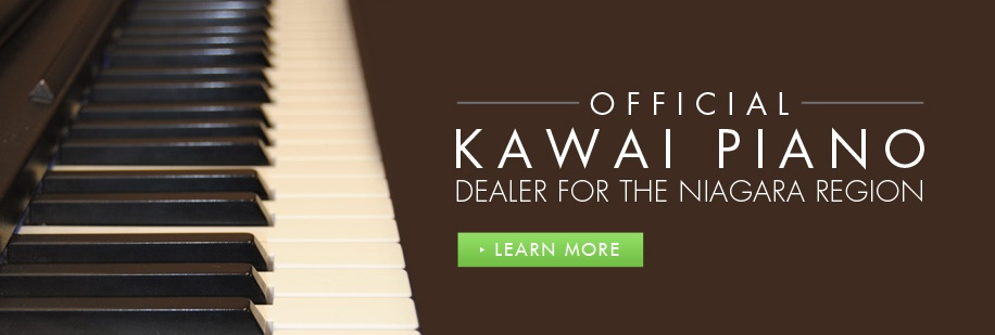Exclusive Kawai Piano Sales in Niagara